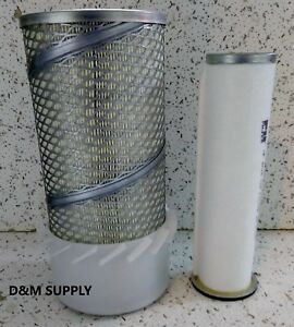 Heavy Duty Massey Ferguson Tractor Inner Outer Air Filter Set 20c 230 235 245