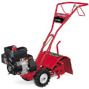 Mtd Products Inc Bronco Rear Tine Tiller 208cc Engine Counter Rotating Tines