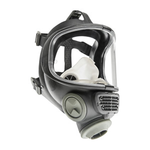 Scott M120 Cbrn 40mm Nato Nbc Gas Mask Size Medium large 013013