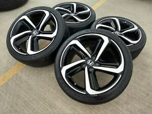 16 Honda Civic Oem Wheels Rims Tires 64096 2015 2016 2017 2018 2019 Accord