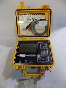 Riser Bond Riserbond 1205c Metallic Tdr Fault Locator 1205c For Parts