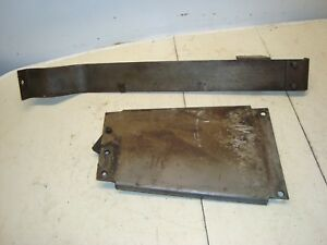 Massey Ferguson 1155 Tractor Engine Brackets 1105 1135