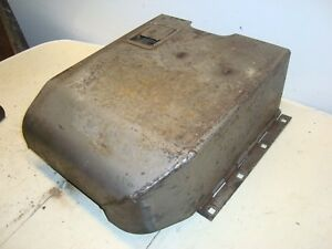 Massey Ferguson 1155 Tractor Right Battery Door 1105 1135