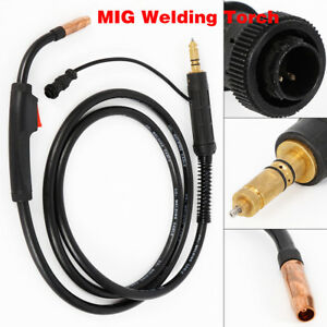 Heavy Duty Mig Welding Gun Torch Stinger 100a 3m Replacement Miller M 10 M 100