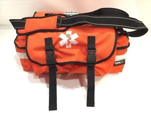 Ergodyne Arsenal Emt Rescue Gear Supply Bag Reflective Orange