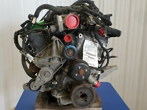 2007 Ford Mustang 4 0 Engine Motor Assembly 121 212 Miles Sohc No Core Charge