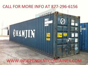 45 Hc Cargo Container Shipping Container Storage Container In Cincinnati O
