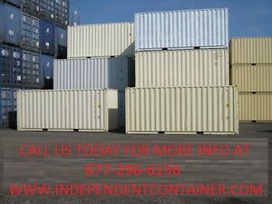 New 20 Shipping Container Cargo Container Storage Container In Dallas Texas