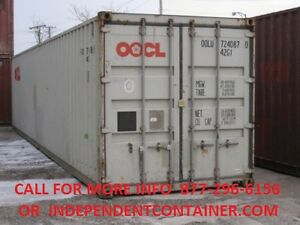 40 Cargo Container Shipping Container Storage Container In Houston Tx