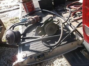 Tractor Char Lynn Power Steering Unit Assembly Complete Jd Farmall Allis