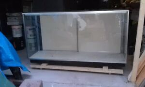 Glass Counter Display Case