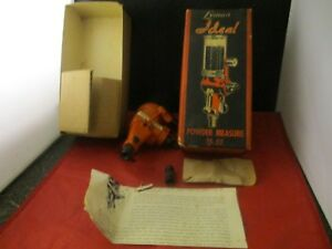 VINTAGE LYMAN IDEAL NO.55 RELOADING POWDER MEASURE HUNTING SHOOTING EQUIPMENT