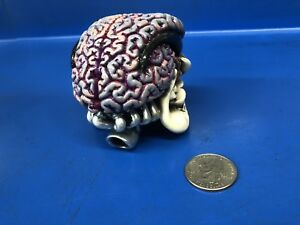 Gear Shift Knob Handle Stick Shifter Hot Rod Custom Street Car Manual Skull