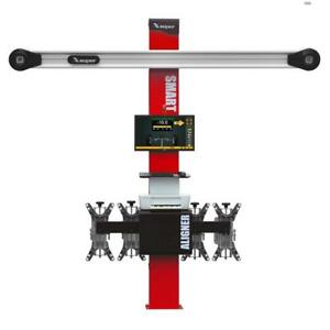 Toolots 3d Wheel Alignment Machines Fixed Columnlawrence_x66