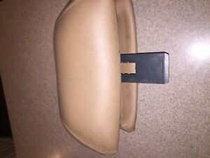 1992 Saab 9000 Front Seat Leather Headrest