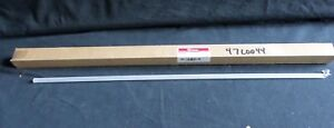 Ace Glass 10mm 69cm Solid Glass Button Type Stirring Rod Shaft 27 Oal 8068 04