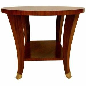 Rosewood Baker End Or Lamp Table Designed By Barbard Barry 418 09