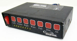 Star Warning Systems Traffic Advisor director Control Arrow Stick Controller