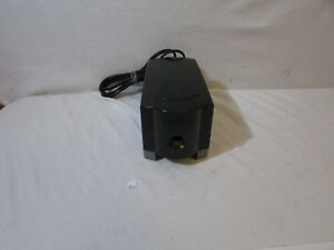 Boston Electric Pencil Sharpener model 1645 Usa Made Hunt Corporation Works