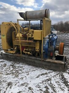 Caterpillar 3412 Deisel Engine Good Runner