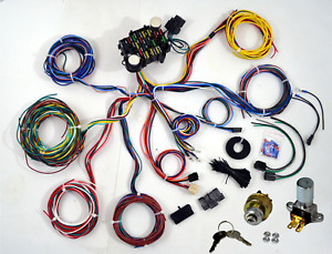 1973 82 Chevy Gmc Truck Wiring Harness Wiring Kit 21 Circuit Long Wires