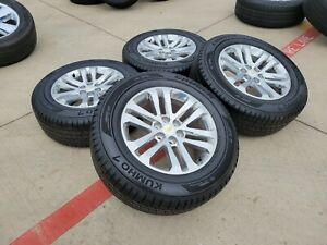 17 Jeep Grand Cherokee Wheels Oem Rims Tires 9044 2002 2003 2004 2005 2006