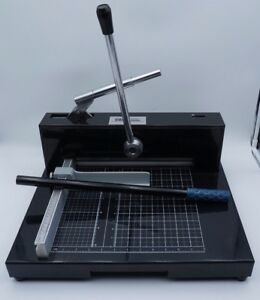 Come 4700 Heaver duty Commercial Attack Paper Cutter Guillotine 400 Sheets