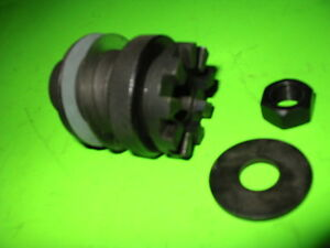Milling Machine Part Acer Gearshaft Clutch Insert Elevating Crank