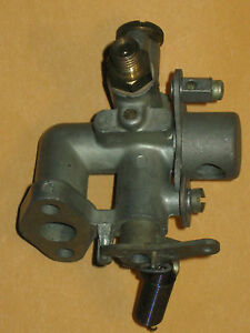 Briggs And Stratton Model Wm Carburetor Part 29800 nos