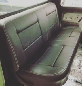 1973 1979 Ford Truck Custom Upholstery Seat Cover Bench Car Seat