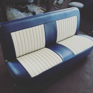 1973 1986 Chevy Truck Custom Upholstery Seat Cover Bench Car Seat