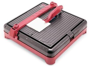 Mk Diamond Wet Cutting Tile Saw 4 1 2 In 120 volt Plastic Deck Water Tray