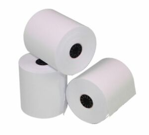 2 1 4 X 50 Thermal Paper 35 Rolls Nurit 8000 8000s 8010 8020 8010us11 8020us20