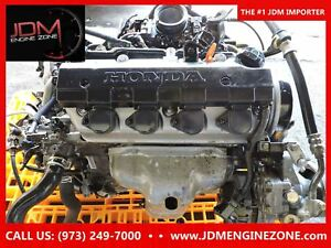 2001 To 2005 Honda Civic 1 7l Sohc Vtec D17a Jdm Engine With Free Shipping