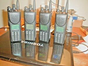 Motorola Xts 3000 H09uch9pw7bn 800 Mhz Mass State Police Programme