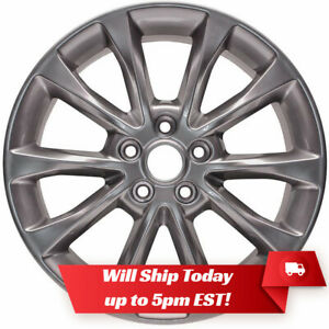 New 17 Replacement Alloy Wheel Rim For 2017 2018 2019 Ford Fusion 10119