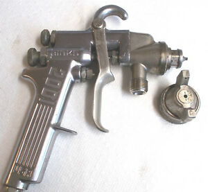 Binks 2001 Paint Spray Gun