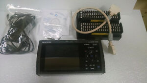 Used Graphtec Gl820 Voltage temp rh Data Logger Complete System 40ch