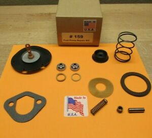 1942 1946 1947 1948 Ford Mercury Deluxe Single Action Modern Fuel Pump Kit Usa