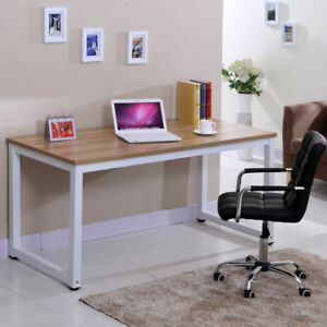 Office Furniture Computer Desk Pc Laptop Table Work Study Home Wood