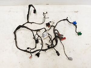 Jeep Wrangler Tj Dash Heater Ac Cluster Wiring Harness 1998 Soft Top 98v
