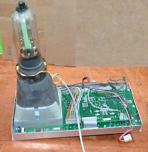 Sencore Sc3100 Crt Picture Tube And Faceplate With Digital Boards
