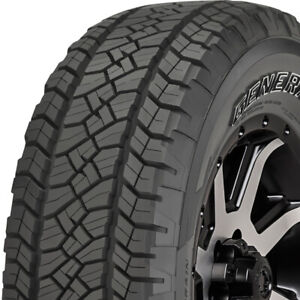 2 New 245 65r17 General Grabber Apt 245 65 17 Tires
