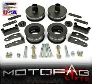 3 Front 3 Rear Full Lift Kit With Shock Extenders 07 18 Jeep Wrangler Jk