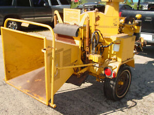 1989 Bandit Small Tow Behind Wood Chipper