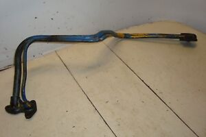 Ford 3000 Tractor Hydraulic Pump Lines