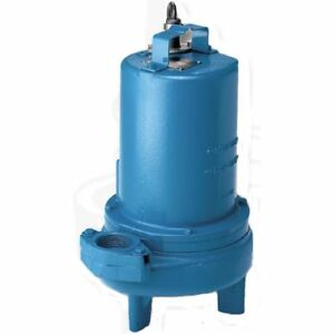 Barnes Sf51 1 2 Hp Submersible Fountain Pump