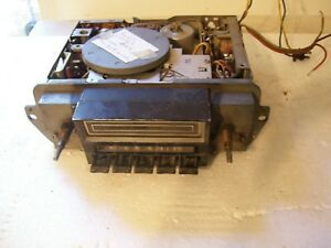 68 1968 Galaxie Am 8 Track Player Factory Model T8mf