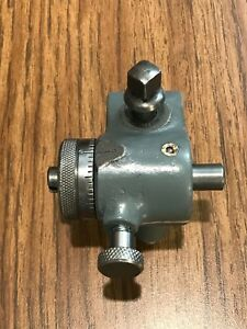 South Bend 10 Lathe Micrometer Carriage Stop Ms 100