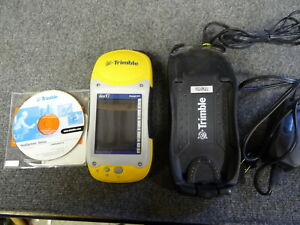 Trimble Geoxt Pocket Pc With Bluetooth